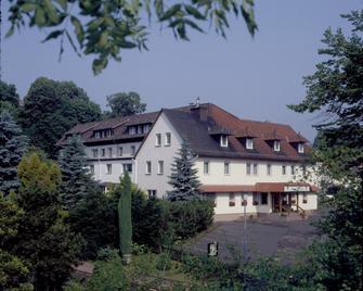 Hotel Link & Restaurant - Sontra - Building
