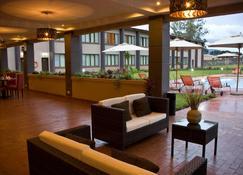 奇帕塔萬豪普羅蒂酒店 - 奇帕塔 - Chipata - 天井