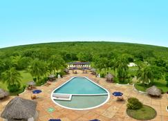 Uxmal Resort Maya - Uxmal - Zwembad