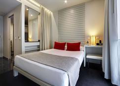 Hotel Miro - บิลเบา - ห้องนอน