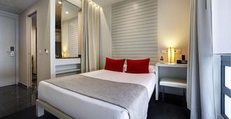 Hotel Miro - בילבאו - חדר שינה