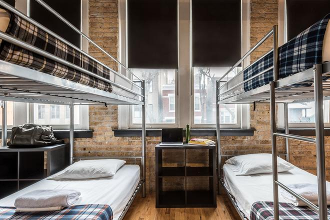 Urban Holiday Lofts - Chicago - Phòng ngủ