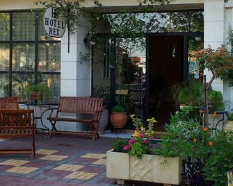 Rex Hotel - Zacháro - Patio