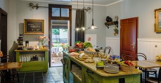 Pensjonat Stara Karczma - גדנסק - חדר אוכל