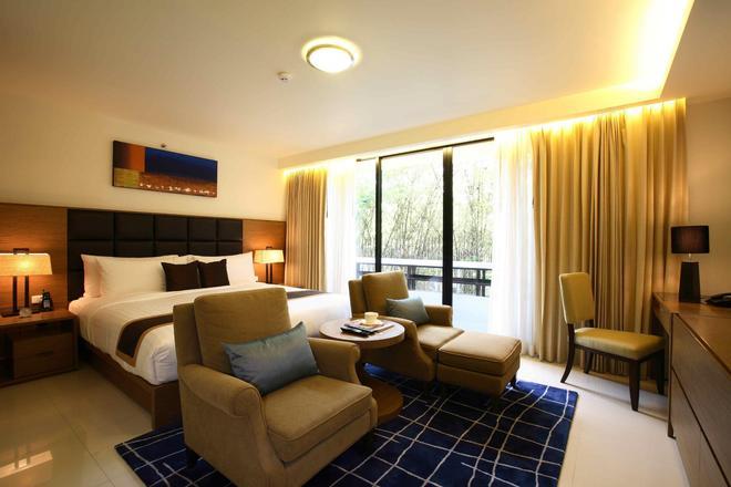 Oakwood Residence Sukhumvit Thonglor Bangkok - Bangkok - Bedroom