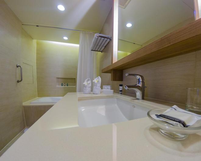 Oakwood Residence Sukhumvit Thonglor Bangkok - Bangkok - Bathroom