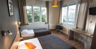 Brit Hotel du Parc - Niort - Bedroom
