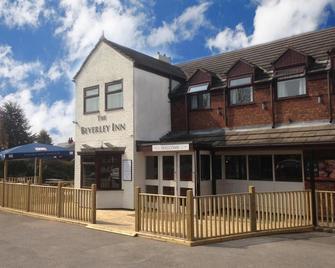 The Beverley Inn - Doncaster - Edificio
