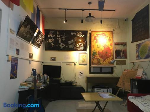 Kwangchowan Hostel - Zhanjiang - Restaurant