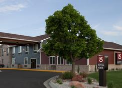 Miles City Hotel - Miles City - Building