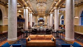 Hotel Icon Autograph Collection - Houston - Lounge