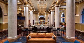 Hotel Icon Autograph Collection - Houston - Area lounge
