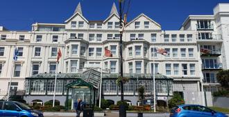 The Empress Hotel - Douglas - Rakennus