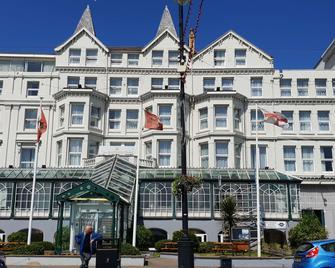 The Empress Hotel - Douglas - Building