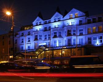 The Empress Hotel - Douglas - Building