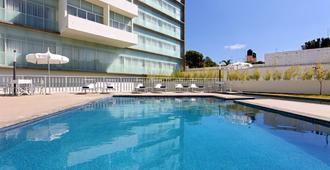 瓜達拉哈拉快捷博覽會假日 酒店 - 薩波潘 - 瓜達拉哈拉 - 游泳池