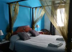 Hostal Restaurante La Diligencia - Cunit - Schlafzimmer
