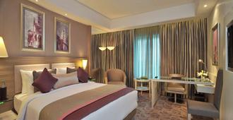 Radisson Hyderabad Hitec City - Hyderabad - Bedroom