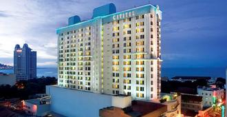 檳城龍城酒店 - 喬治市 - 建築