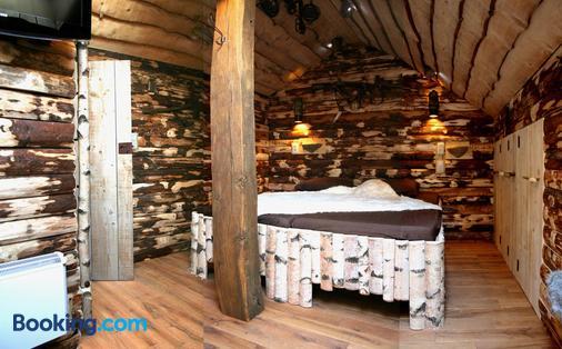 B&B Le Perchoir - Libin - Bedroom