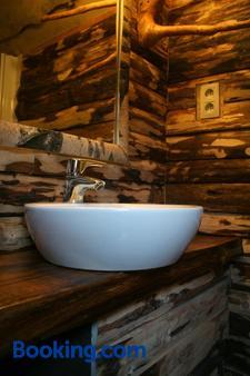 B&B Le Perchoir - Libin - Bathroom