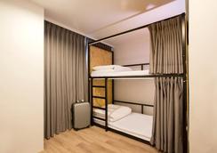 Light Hostel - Chiayi - Chiayi City - Phòng ngủ
