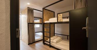Light Hostel - Chiayi - Chiayi City - Bedroom