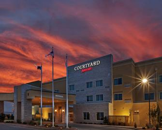Courtyard by Marriott Odessa - Odessa - Building