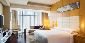 Renaissance Shanghai Putuo Hotel - Shanghai - Bedroom