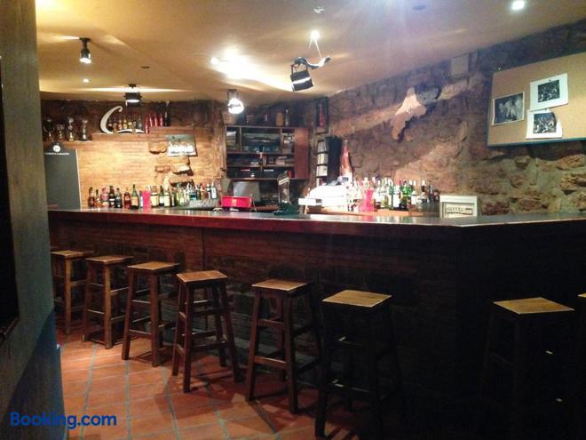 Hotel Casa Carmen - Benabarre - Bar