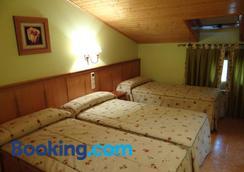 Hotel Casa Carmen - Benabarre - Bedroom