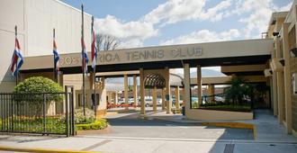 Costa Rica Tennis Club & Hotel - סן חוזה - נוף חיצוני