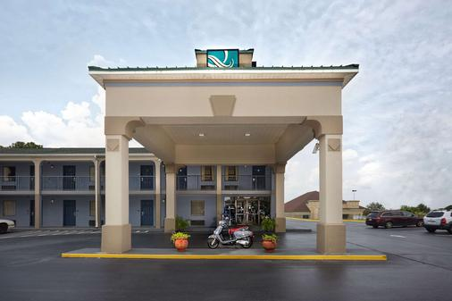 Quality Inn at Fort Gordon - Augusta - Rakennus