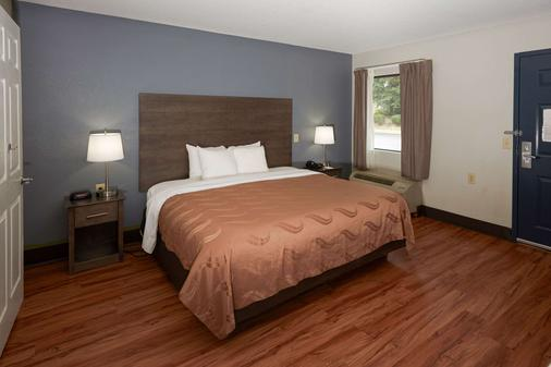 Quality Inn at Fort Gordon - Augusta - Makuuhuone