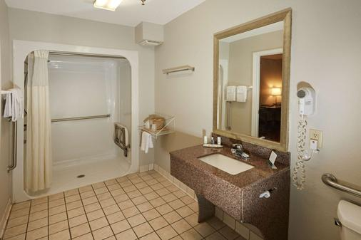 Quality Inn at Fort Gordon - Augusta - Kylpyhuone