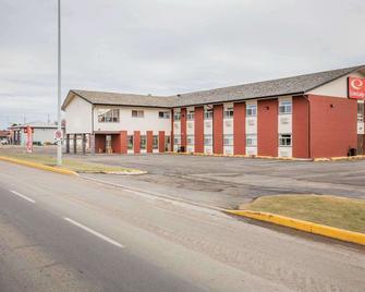 Econo Lodge Taber - Taber - Building