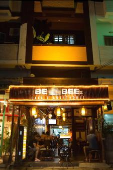 Be Beez Cafe and Guesthouse - Chiang Mai - Building