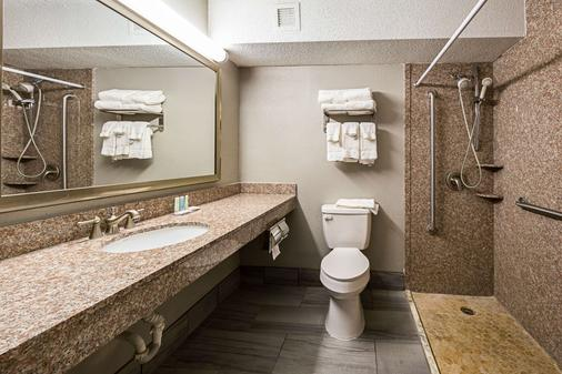 Clarion Inn and Suites near Downtown - Knoxville - Bathroom