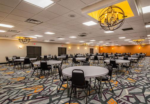 Clarion Inn and Suites near Downtown - Knoxville - Banquet hall