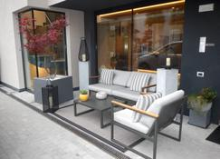 Residence Villa Hedy - Merano - Patio