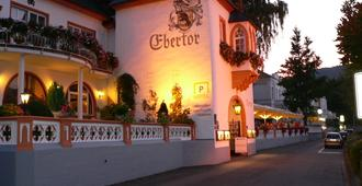 Das Ebertor - Hotel & Hostel - Boppard - Building