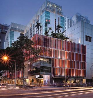 新加坡 安國酒店 - 新加坡 - 建築
