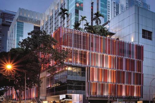Amara Singapore - Singapour - Bâtiment