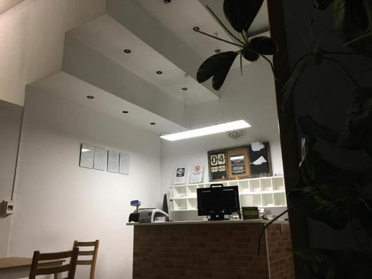 Hotel Salus - Milan - Front desk