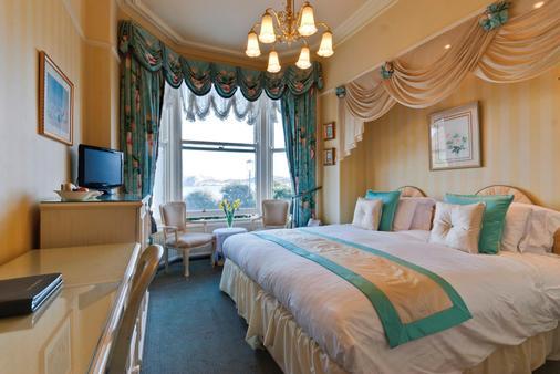 St Tudno Hotel - Llandudno - Phòng ngủ