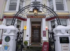 St Tudno Hotel - Llandudno - Bygning