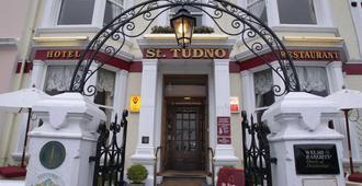 St Tudno Hotel - Llandudno - Κτίριο
