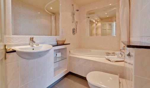 St Tudno Hotel - Llandudno - Bathroom