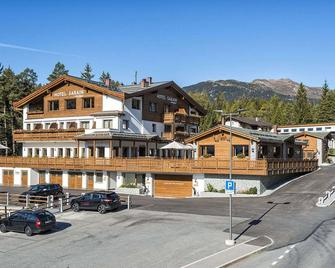Hotel Sarain Active Mountain Resort - Ленцерхайде - Building