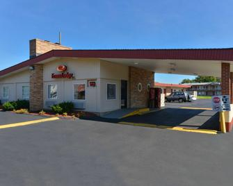 Econo Lodge East Hartford Hwy 5 - East Hartford - Gebouw